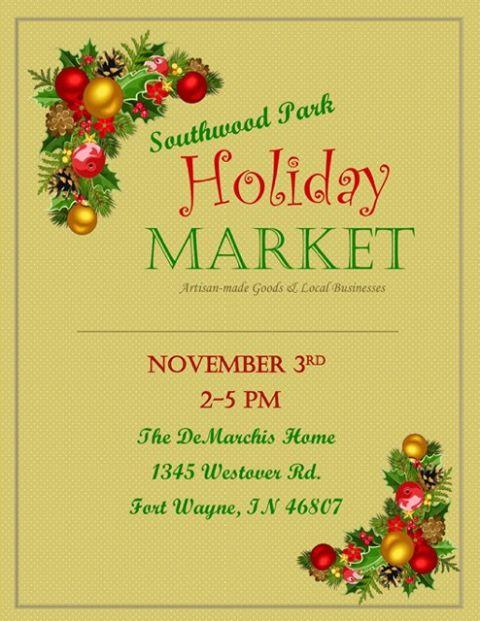 Southwood Park Holiday Market